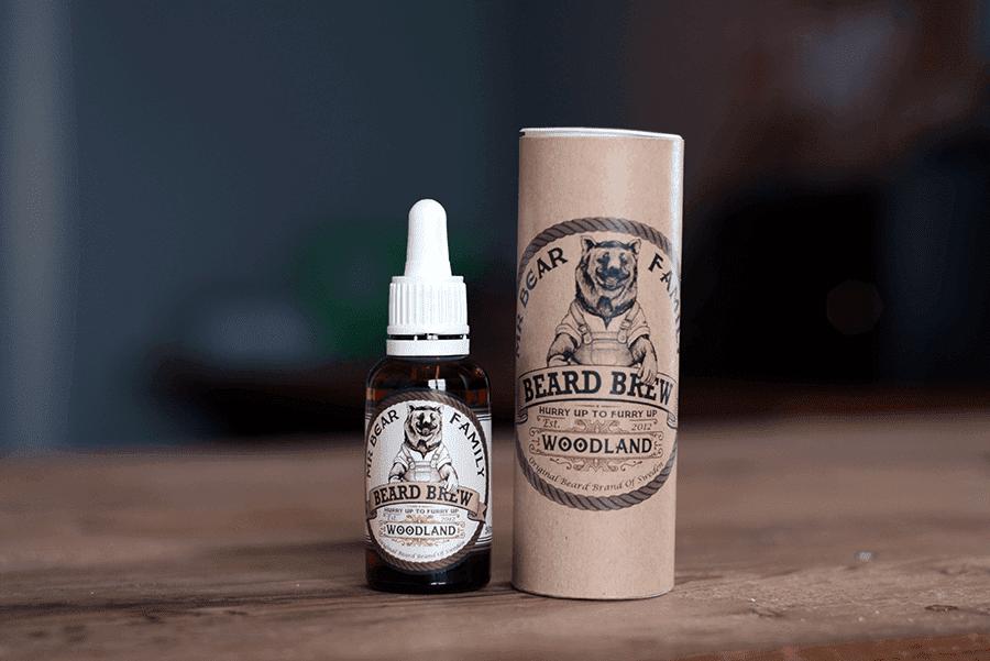 Mr Bear Family – Woodland