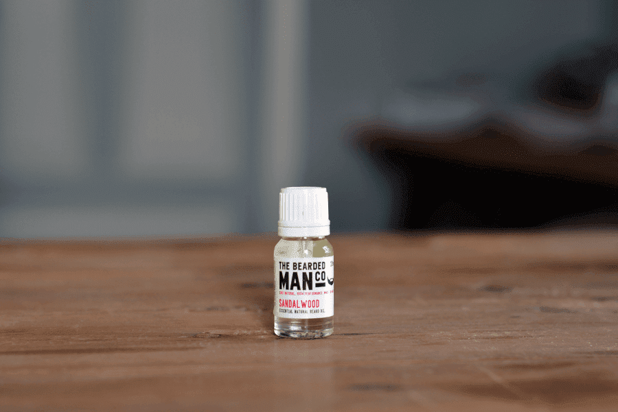 The Bearded Man – Sandalwood