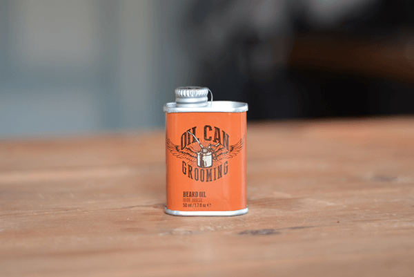 Oil Can Grooming – Iron Horse