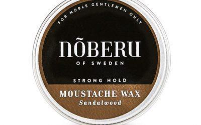 Noberu of Sweden Strong Hold Mustaschvax